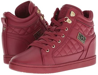 GBG Los Angeles Dayna (Bold Cherry) Women's Shoes