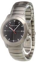 Porsche Design 'P10 Black' analog watch