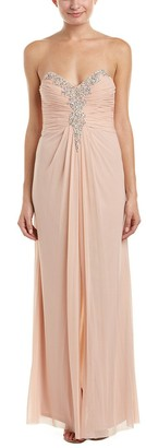 Decode 1.8 Women's Strapless Beaded Dress