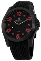 Burgmeister Men's BM606-622C Black Spirit Analog Watch