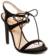 Liliana Yuri Lace Open Toe Sandal