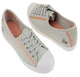 Lacoste Women's Ziane 116 1 Lace Up Shoe Size 9 M