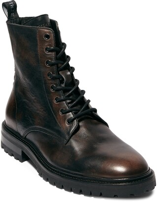 AllSaints Tobias Plain Toe Boot