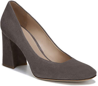 Via Spiga Beatrice Suede Slip-On Pumps