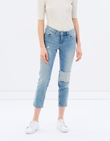 Mng Straight Alice Jeans