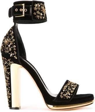Alexander McQueen buckled sandals