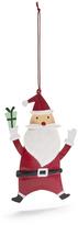 Sur La Table Santa Claus Ornament