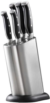 Baccarat Artisan Stahl 6 Piece German Steel Knife Block