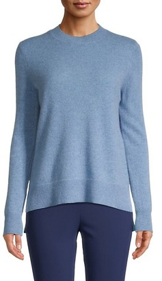 Saks Fifth Avenue High Low Cashmere Sweater