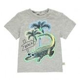 Stella McCartney Sale - Chuckle Palm Tree Crocodile T-Shirt