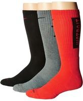 Nike Dri-Fit Fly V4 Crew 3-Pack Crew Cut Socks Shoes