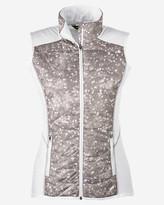 Eddie Bauer Women's IgniteLite Hybrid Vest - Print