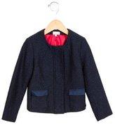 Paul Smith Girls' Woven Zip-Up Jacket