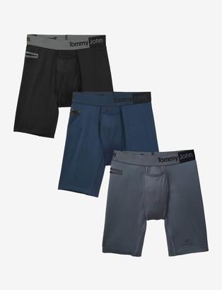 Tommy John 360 Sport 2.0 Pocket Boxer Brief 3 Pack