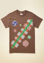 The Presents of the Force Men's T-Shirt in Chewie in XXXL