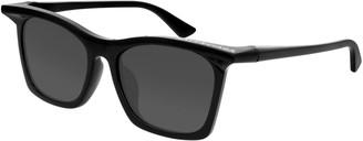 Balenciaga Rim Square-Frame Acetate Sunglasses