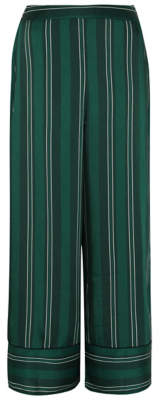 George Green Satin Stripe Pyjama Bottoms