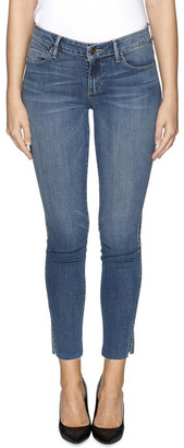 GUESS Sexy Curve Ankle Slit Jeans