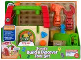 Leapfrog Scout's Build & Discover Tool Set