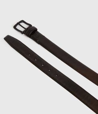 AllSaints Hendley Leather Belt
