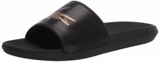 Lacoste Men's Croco Slide 120 4 U CMA Sandal
