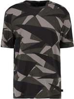 Tiger Of Sweden Jeans Biggie Print Tshirt Pattern
