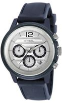 Breil Milano Stainless Steel Chronograph Watch/Blue