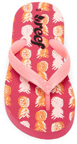 Reef Little Chakras Prints Flip-Flop (Toddler & Little Kid)