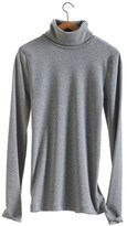 Petit Bateau Women's long-sleeved fine sweater in iconic cotton