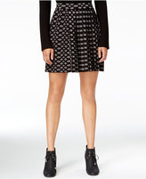 Rachel Roy Jacquard A-Line Skirt, Only at Macy's