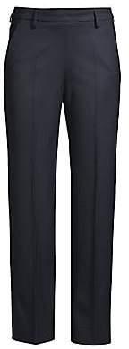 Piazza Sempione Women's Stretch Wool Trousers