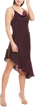 Pippa Allen Schwartz Slip Dress