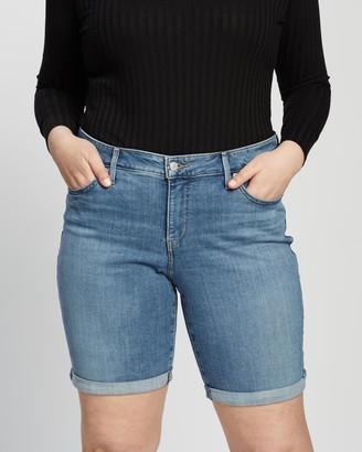 Levi's Curve Shaping Bermuda Shorts