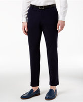 INC International Concepts Men's Seersucker Slim-Fit Cropped Pants, Created for Macy's