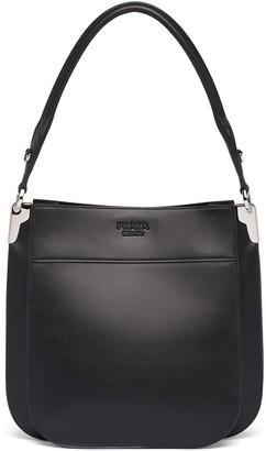 Prada Margit leather handbag