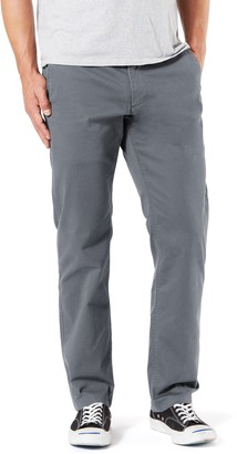 Dockers Men's Original Khaki All Seasons Straight-Fit Tech Pants