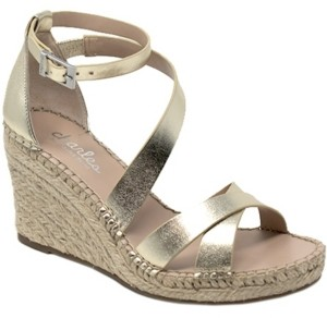 Charles by Charles David Noteworthy Espadrille Wedge Sandals Women's Shoes
