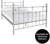 Bedford Double Bed Frame With Optional Mattress