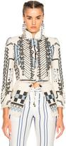 Roberto Cavalli Woven Jacket