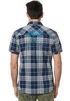 Buffalo David Bitton Men's Siyelp Short Sleeve Plaid Woven Shirt