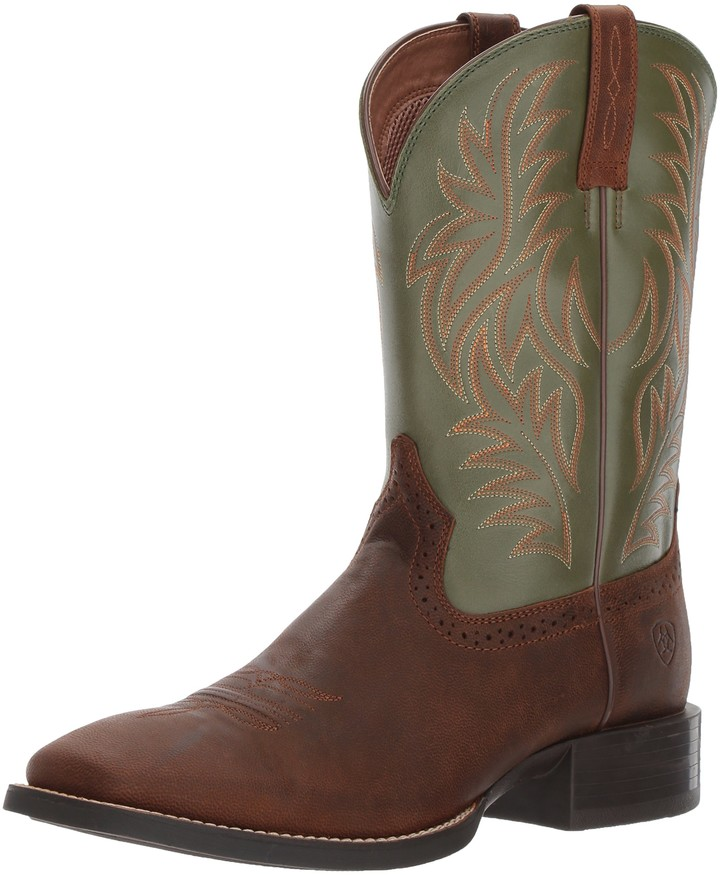 Ariat Men's Sport Western Wide Square Toe Work Boot