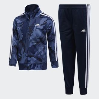 adidas Classic Camo Jacket and Joggers Set