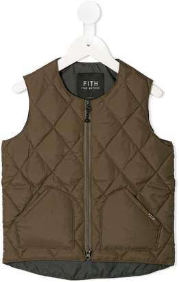 Fith padded waistcoat
