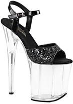 Pleaser USA Women's Flamingo 810 Ankle-Strap Sandal