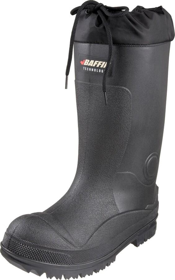 Baffin Men's Titan PT Black Work Boot