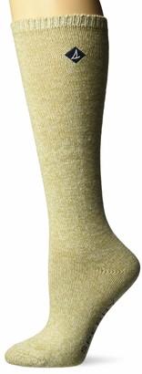 Sperry Women's Boyfriend Crew Socks