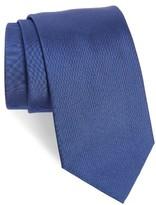 Armani Collezioni Men's Solid Silk Tie