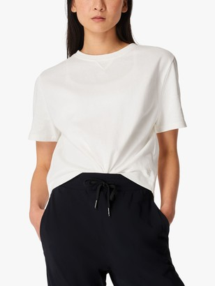 Sweaty Betty Boxy T-Shirt, White