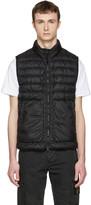 Stone Island Black Down Packable Vest