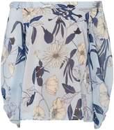 Bardot Floral sleeve top
